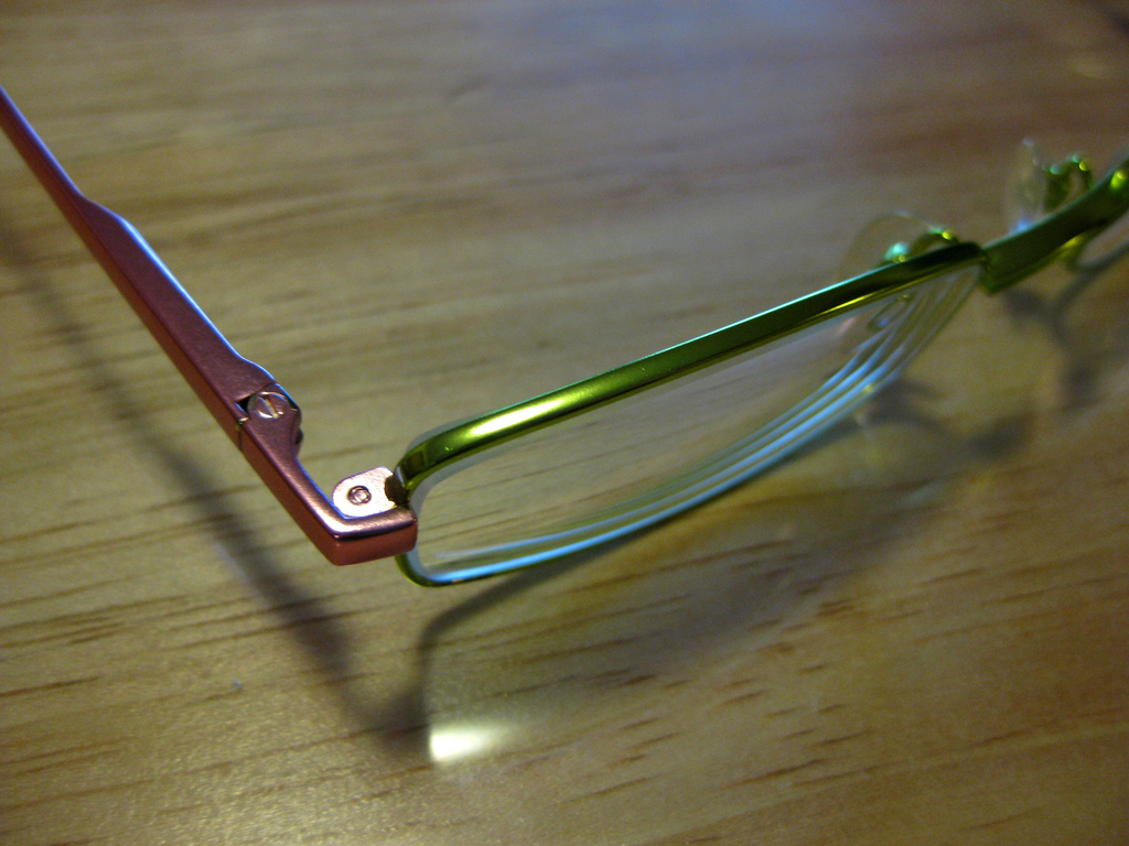 38fe73e3eb Armor Etch can be a cheap fix for your scratched eyeglasses