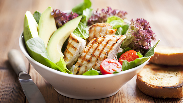 20 Delicious Make-Ahead Salads