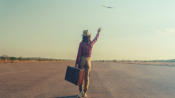 lost drivers license on vacation how to fly home
