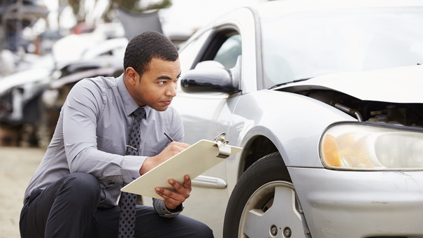 A Consumer Organization Inspecting New Cars