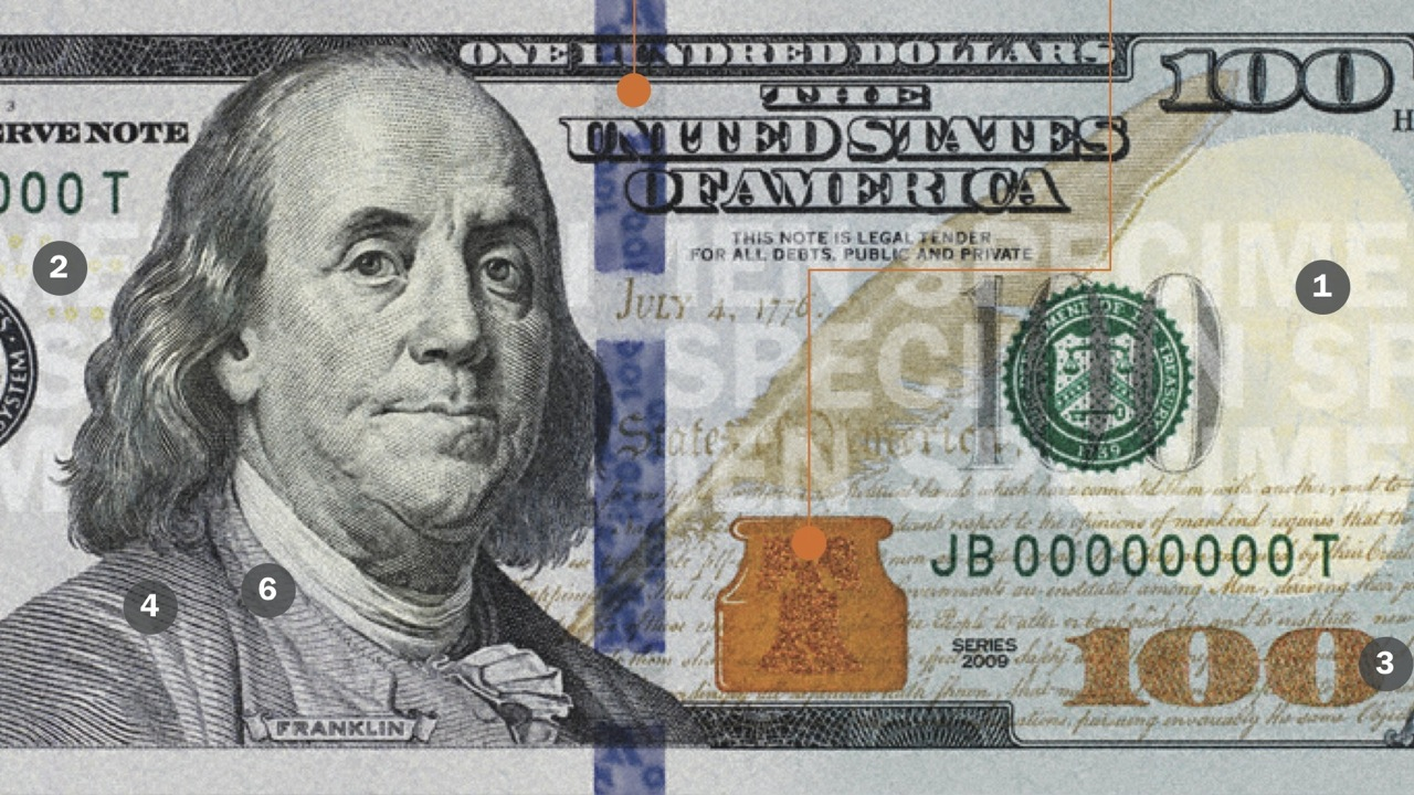 New 100 Bill Issue Date Set