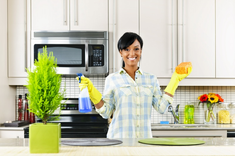 Best Money Tips: Save Money Spring Cleaning