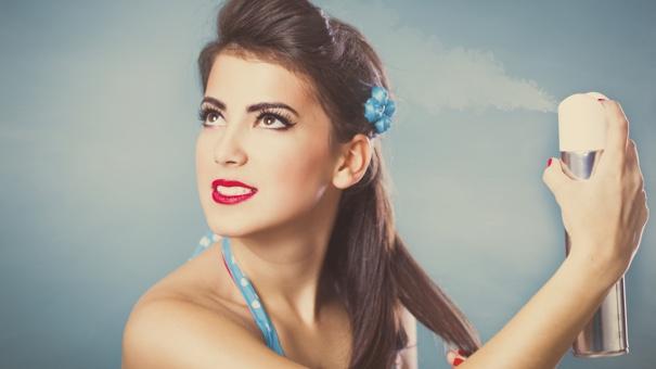The 5 Best Hairsprays