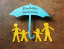 Family learning about disability insurance