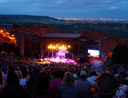 red rock ampitheater