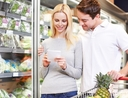 Couple learning why their grocery bill is too high
