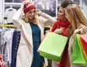 Women learning what they need to know about Black Friday 2016