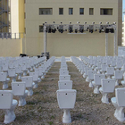 Toilet graveyard