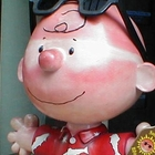 charlie brown sunburn