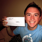 My first paycheck