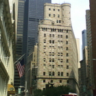 New York Federal Reserve Bank building