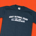 army national navy shirt