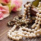 pearls jewelry box