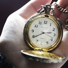 Hand with pocketwatch