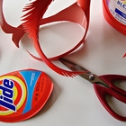 Crafting with Tide bottle