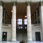 Steps into Chicago Union Station's Great Hall