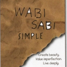 Cover of Wabi Sabi Simple