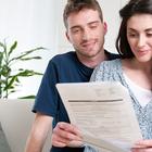 young couple finances