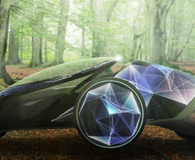 Toyota FV2 futuristic concept car of tomorrow