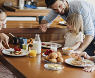 Family creating habits science says will make them smarter