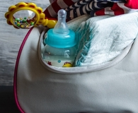 Using best diaper bags