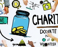 Learning how to select a charity after a natural disaster