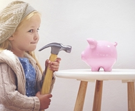 You are teaching your kids bad money habits