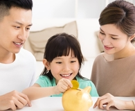 Parents asking kid to contribute to financial family goals
