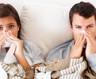 Couple finding frugal ways to battle a cold or flu