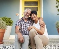 Couple finding ways to improve curb appeal for almost nothing