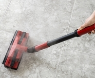 Using best floor steamer to clean floors