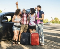Finding ways to get college kids home on the cheap