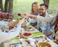 Host learning friendsgiving hacks to make guests feel at home