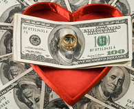 make money from old gifts from exes