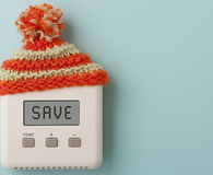 Spend less to heat your home
