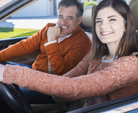 Learning mistakes parents of teen drivers make