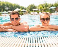 Couple learning if timeshares are ever worth the investment