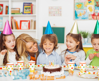 Learning how to throw a kid's birthday bash on the cheap