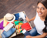 Woman always packing these 8 things in her carry-on