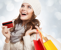 use credit cards responsibly during the holidays