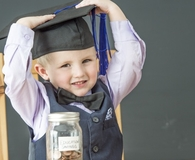 Finding places to stash a kid's college savings