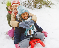 frugal, fun ways to keep kids entertained over winter break