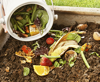 composting is perfect for a frugal lifestyle