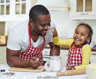 cooking healthy and frugal meals with your kids