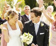being a frugal wedding guest