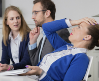 don't talk about these personal issues at work