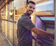 Man finding ways to never pay an atm fee