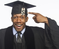 Millennials dealing with student loan debt