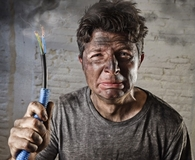 Man trying to keep DIY projects from ruining his life