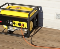 Using the best portable generators